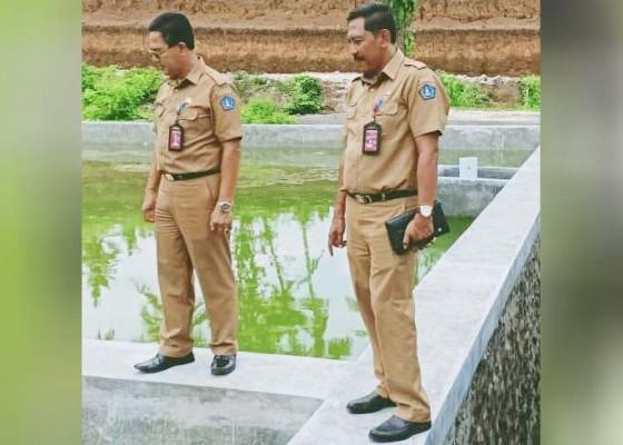 Nusabali.com - target-produksi-2-juta-benih-ikan-terancam
