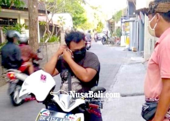 Nusabali.com - sidak-masker-saat-ke-luar-rumah