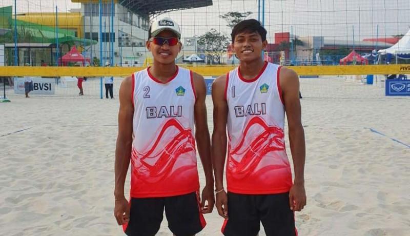 www.nusabali.com-voli-pantai-bali-pertahankan-atlet
