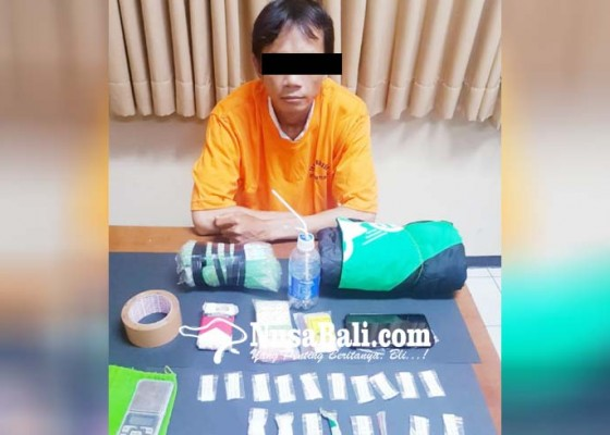 Nusabali.com - pengedar-kokain-diringkus-saat-transaksi