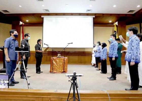 Nusabali.com - bupati-badung-minta-asn-wujudkan-good-governance-dan-smart-asn