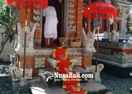Nusabali.com - wangsuh-keris-pusaka-dipercaya-dapat-akhiri-covid-19-di-bali