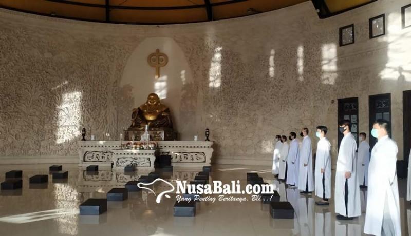 www.nusabali.com-pandemi-covid-19-perayaan-tri-suci-waisak-tanpa-ritual