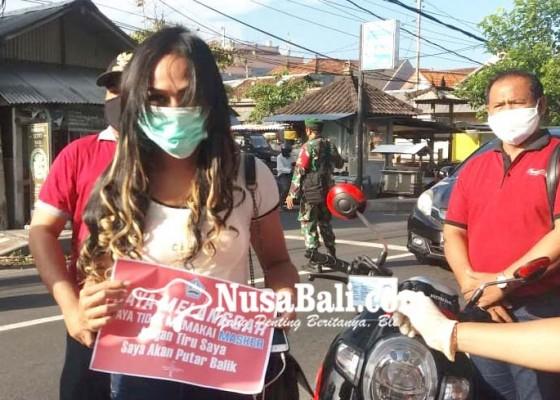 Nusabali.com - satpol-pp-bali-back-up-pkm-di-kota-denpasar