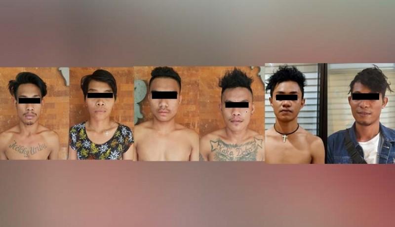 www.nusabali.com-keroyok-pacar-bersama-5-rekan-pria-perempuan-asal-sumba-barat-ditangkap