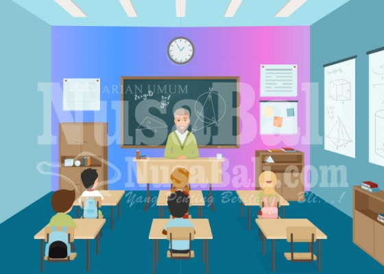 Nusabali.com - disdikpora-serahkan-uas-ke-masing-masing-sekolah