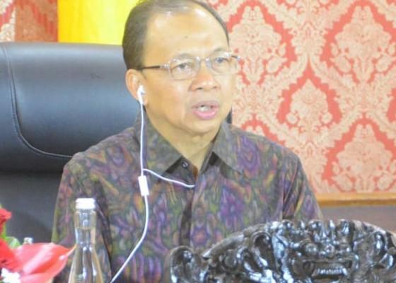 Nusabali.com - gubernur-koster-geber-resep-kendalikan-covid-19-di-bali