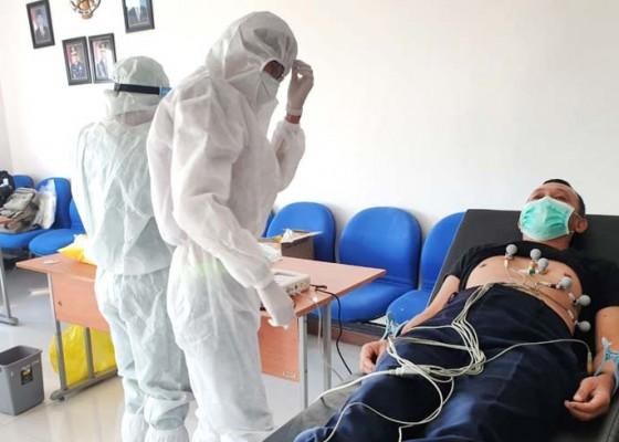 Nusabali.com - hasil-rapid-test-461-pegawai-imigrasi-4-reaktif-6-odp