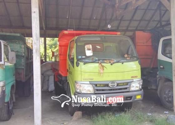Nusabali.com - truk-baru-dlh-belum-beroperasi