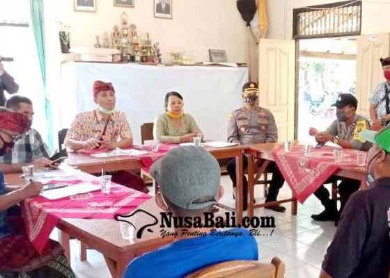 Nusabali.com - warga-kaliuntu-ngelurug-kantor-lurah-protes-bst
