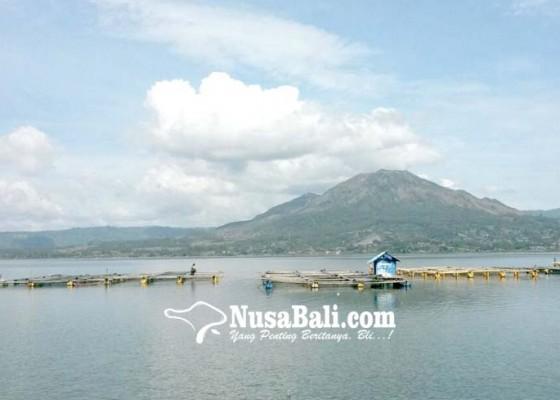 Nusabali.com - danau-batur-tercemar-dan-dangkal