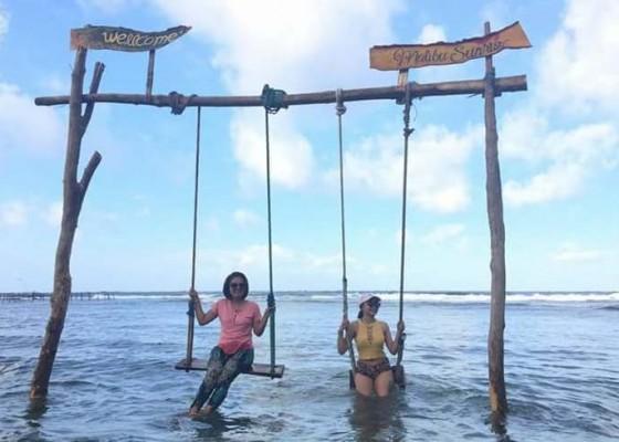 Nusabali.com - pantai-malibu-sunrise-diburu-pelancong