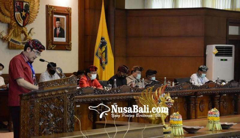 www.nusabali.com-verifikasi-ke-mendagri-empat-perda-ditarget-tanpa-perubahan