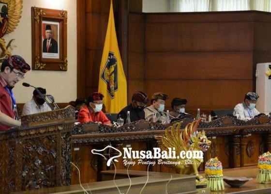 Nusabali.com - verifikasi-ke-mendagri-empat-perda-ditarget-tanpa-perubahan