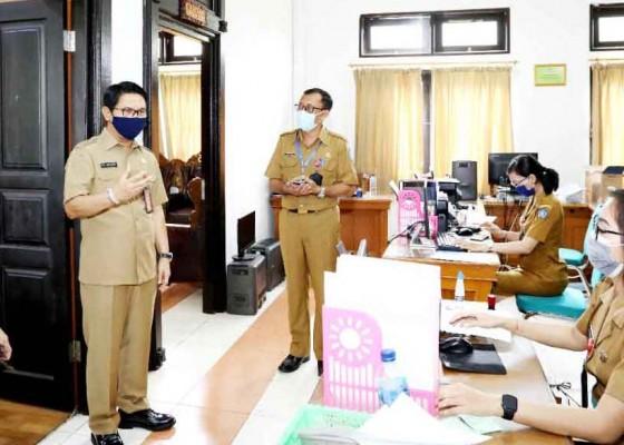 Nusabali.com - adi-arnawa-sidak-sejumlah-kantor-pelayanan-publik