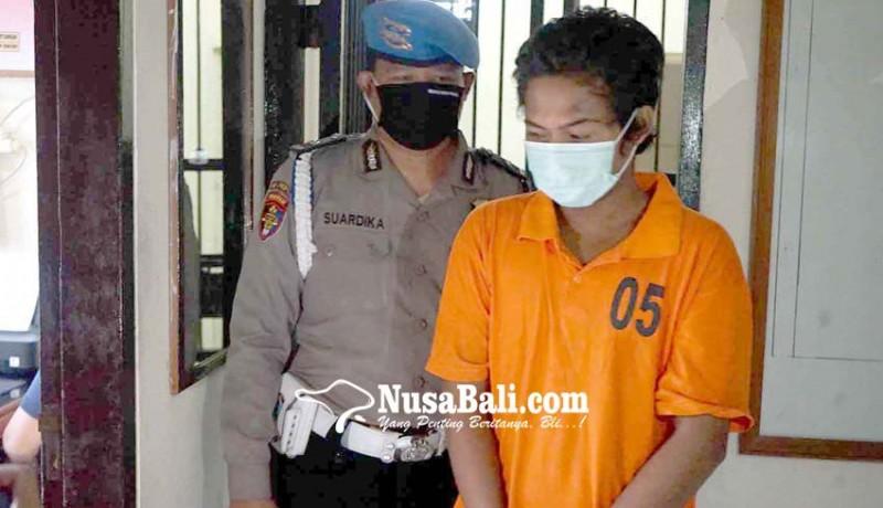 www.nusabali.com-bebas-sehari-residivis-coba-bunuh-bibi-dendam-karena-dilaporkan-mencuri-ke-polisi