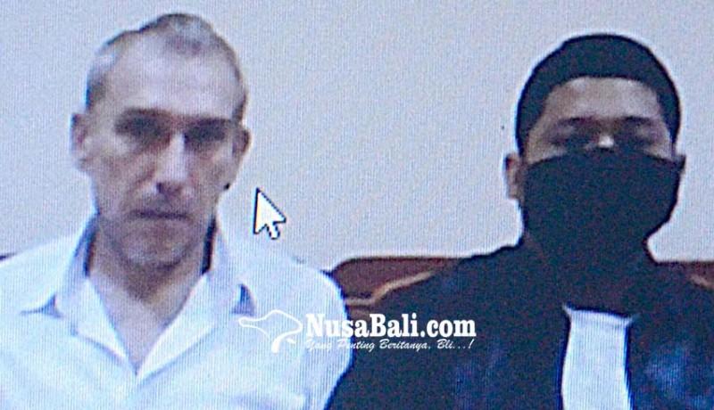 www.nusabali.com-terima-kiriman-kokain-wn-prancis-dituntut-12-tahun