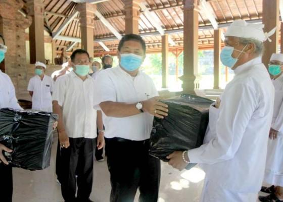 Nusabali.com - bupati-artha-ajak-doakan-pandemi-segera-berakhir