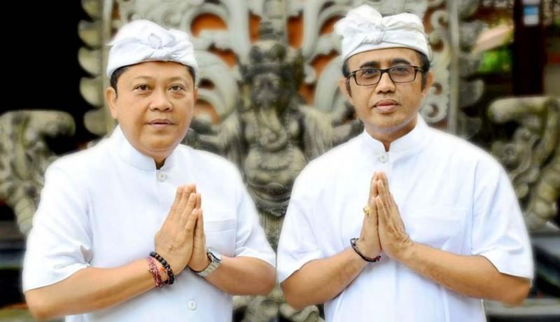 www.nusabali.com-rai-mantra-dan-jaya-negara-ucapkan-selamat-hari-suci-idul-fitri-1441-hijriah