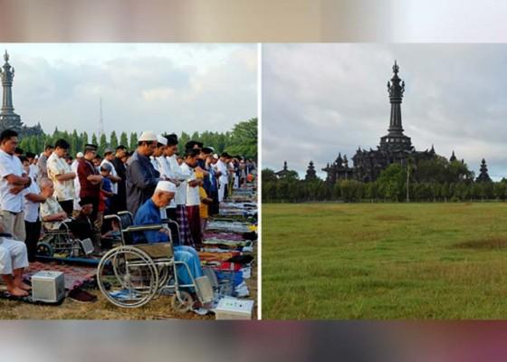 Nusabali.com - shalat-id-di-ruang-publik-ditiadakan