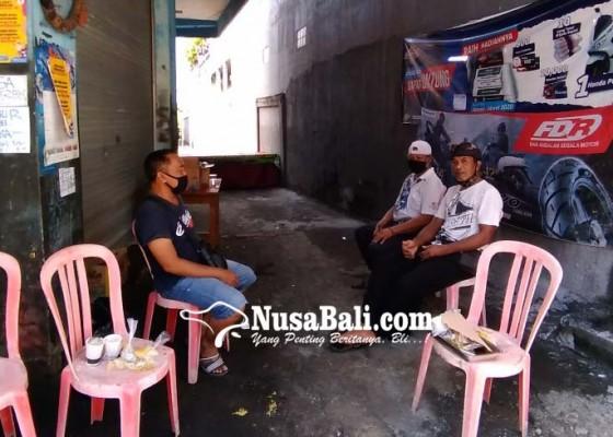 Nusabali.com - satu-orang-positif-corona-warga-satu-gang-di-padangsambian-diisolasi