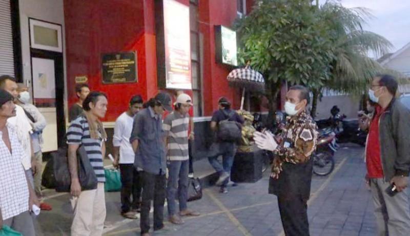 www.nusabali.com-bapas-denpasar-terima-482-narapidana-program-asimilasi
