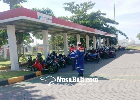 Nusabali.com - tiga-karyawan-pertamina-reaktif-swab-negatif