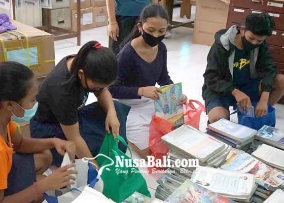 Nusabali.com - siswa-smp-mulai-ke-sekolah