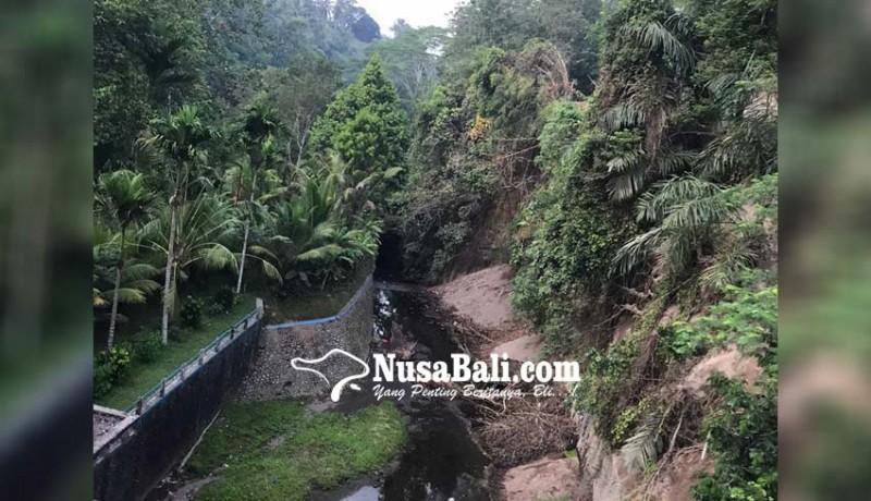 www.nusabali.com-galian-proyek-timbun-dam-ubud