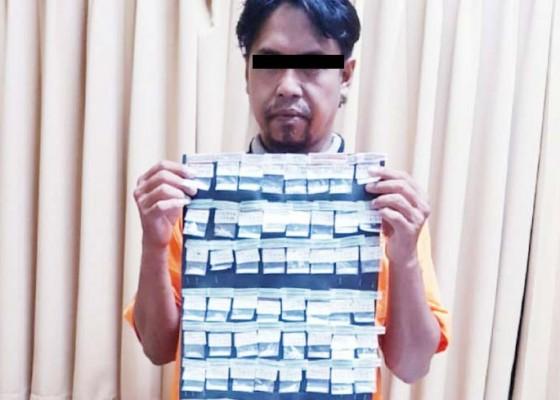 Nusabali.com - pengedar-dijuk-67-paket-shabu-disita