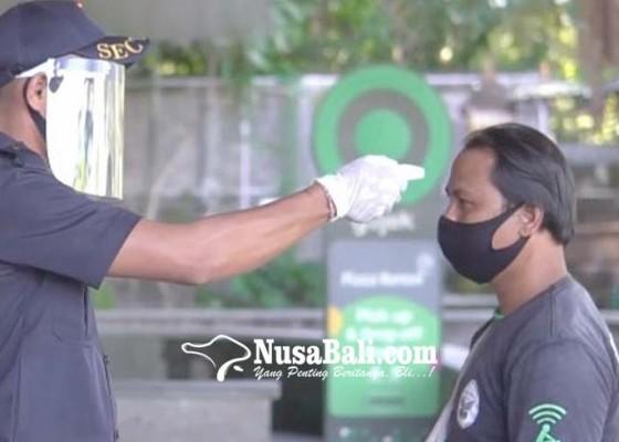 Nusabali.com - tetap-beroperasi-mal-di-denpasar-terapkan-protokol-kesehatan
