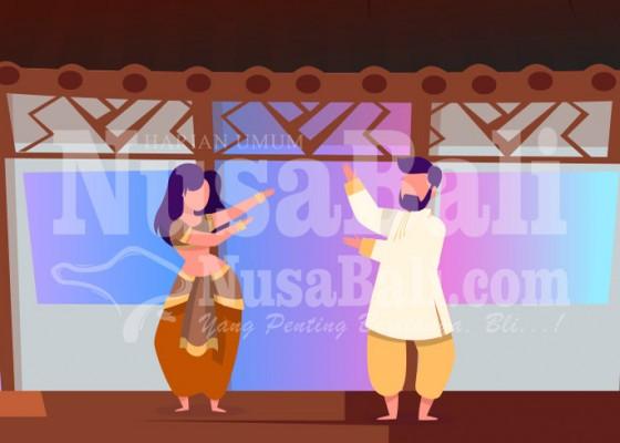 Nusabali.com - empat-sanggar-di-tabanan-dapat-fasilitas-tampil-secara-virtual