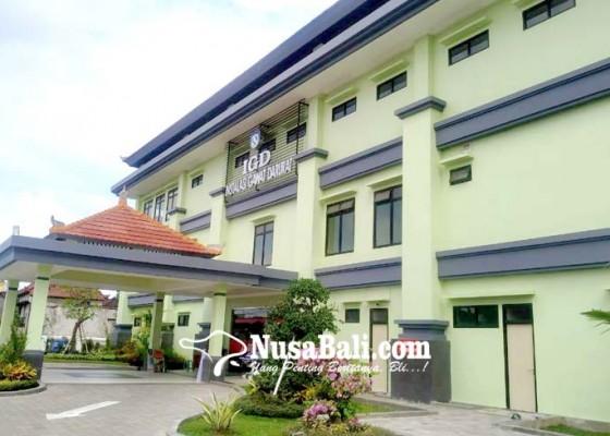 Nusabali.com - tes-swab-manajer-pabrik-ikan-negatif-corona