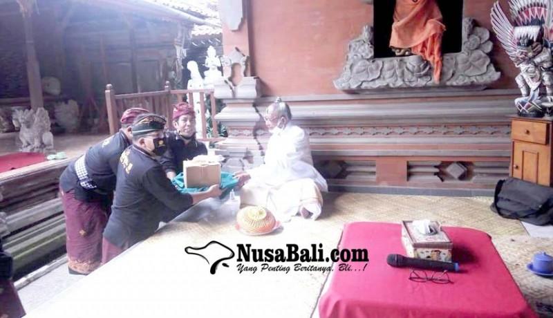 www.nusabali.com-mgpssr-bali-sumbangkan-paket-sembako-dan-apd