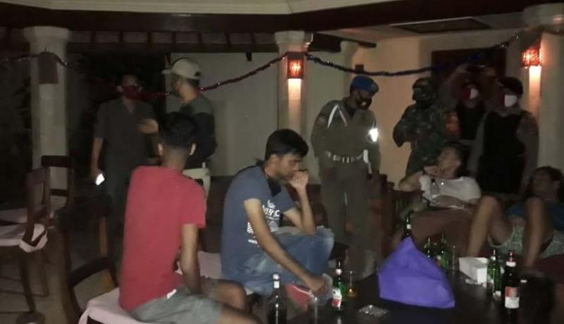www.nusabali.com-tim-gabungan-bubarkan-party-wna