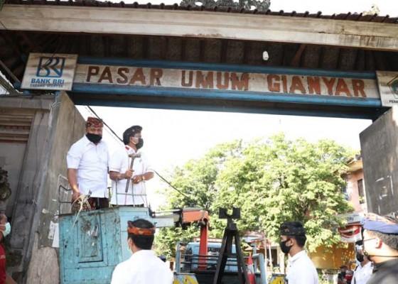 Nusabali.com - bangunan-bekas-pasar-gianyar-laku-rp-995-juta