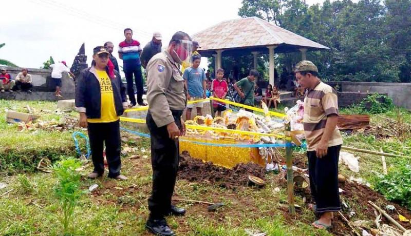 www.nusabali.com-misterius-kuburan-bocah-di-setra-kedu-desa-panji-dibongkar