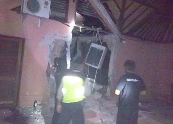 Nusabali.com - ledakan-di-vila-bogenville-hebohkan-warga