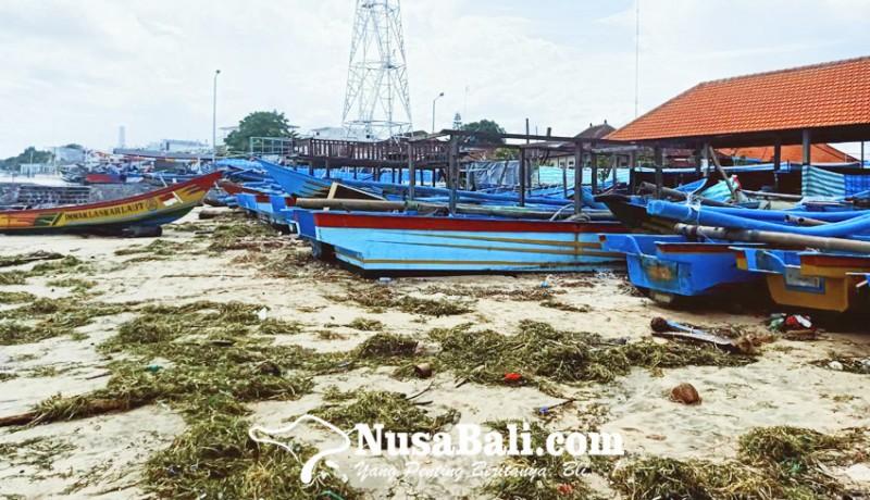 www.nusabali.com-setelah-rob-sampah-membludak-di-pantai