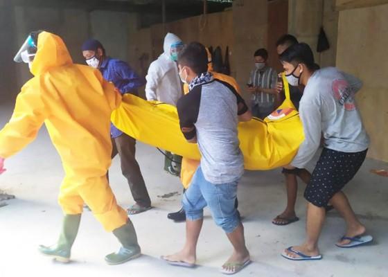 Nusabali.com - buruh-bangunan-tewas-saat-tidur