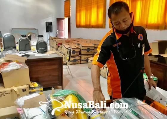 Nusabali.com - desa-dan-kelurahan-di-buleleng-dapat-jatah-5-set-apd