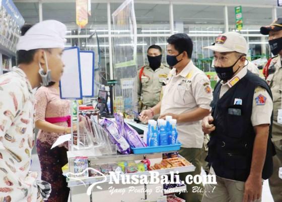 Nusabali.com - satpol-pp-buleleng-keluarkan-20-surat-peringatan-dalam-3-hari