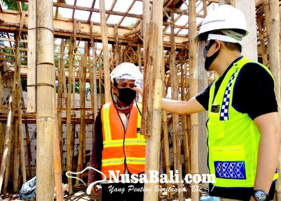 Nusabali.com - pekerja-konstruksi-diwajibkan-gunakan-apd