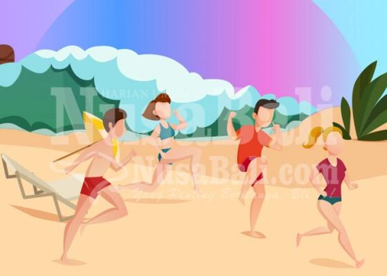 Nusabali.com - pantai-labuan-sait-dan-canggu-mulai-dibuka