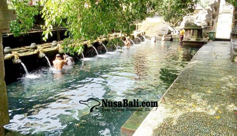 www.nusabali.com-umat-mulai-kunjungi-panglukatan-tirta-empul