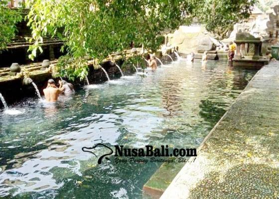 Nusabali.com - umat-mulai-kunjungi-panglukatan-tirta-empul