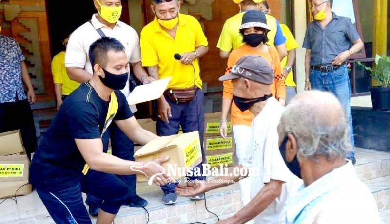 www.nusabali.com-golkar-bali-beri-panggung-rai-wiranata