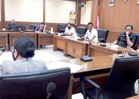 Nusabali.com - komisi-iv-dprd-raker-bersama-opd