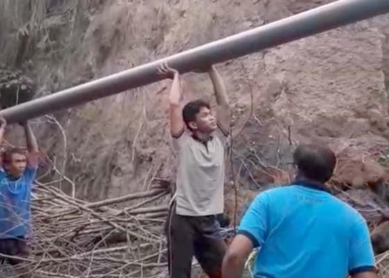 Nusabali.com - warga-tiga-banjar-di-desa-muncan-kesulitan-air-bersih