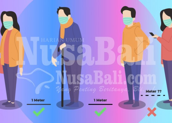 Nusabali.com - rapid-test-massal-di-pasar-samplangan